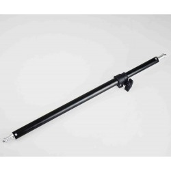 "Extension pole 40cm to 70cm with 1/4"" threads male spigots"