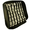 40cm x 40cm Easy fold collapsible softbox with grid