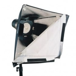 40cm x 40cm softbox for small flashes