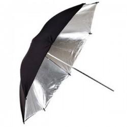 85cm Silver Umbrella