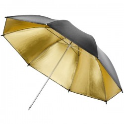 85cm Gold Umbrella