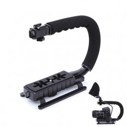 Video Camera Stabiliser for action video