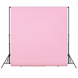 Light pink paper roll backdrop 2.72m x 11m