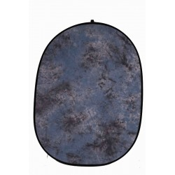 BP-W106 Collapsible Hand dyed Backdrop Panel
